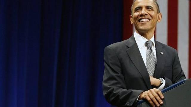 Barack Obama nimmt die ganze Familie nach Cape Canaveral mit