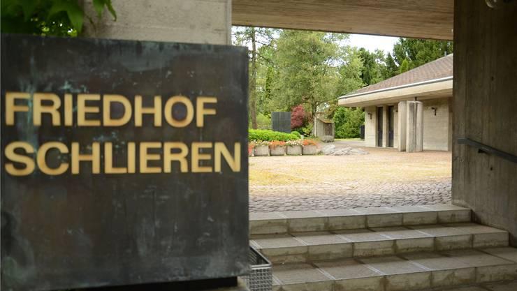 Ein kleines Familiengrab kostet in Schlieren ab September 4000 Franken anstatt knapp 2000. Florian Niedermann