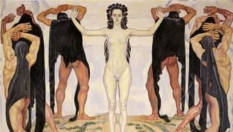 Drei Werke von Ferdinand Hodler