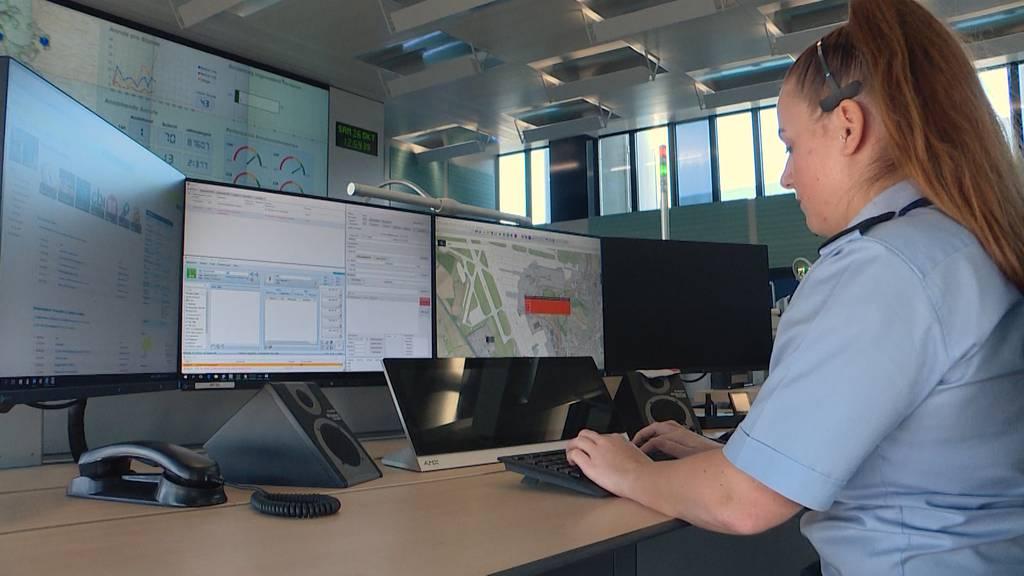 Nach Notruf-Pannen der Stapo: Schutz und Rettung sistiert neue Notruf-Telefonanlage