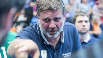 Wacker Thuns Trainer Martin Rubin verliert mit seinem Team im Cup schon in den Achtelfinals