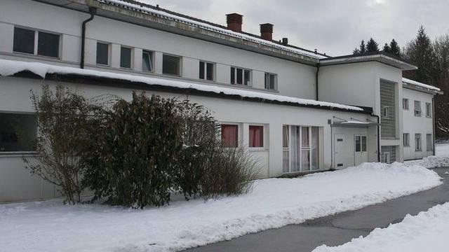 Asylzentrum Perreux in Boudry, Kanton Neuenburg