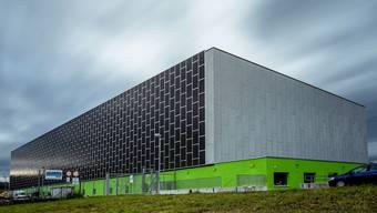 Mehr Platz: Die linke Gebäudehälfte wurde gestern eröffnet.