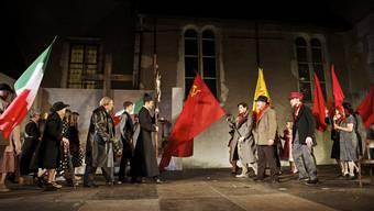 Theater Orchester Biel Solothurn führt «Don Camillo und Peppone» auf
