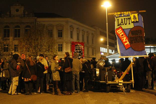Streetparty in Solothurn