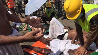 Massenpanik in Mekka: Muslimisches Opferfest: