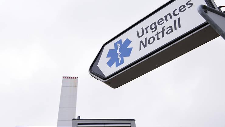 Das Freiburger Spital hat selber Pflege nötig. (Archivbild)