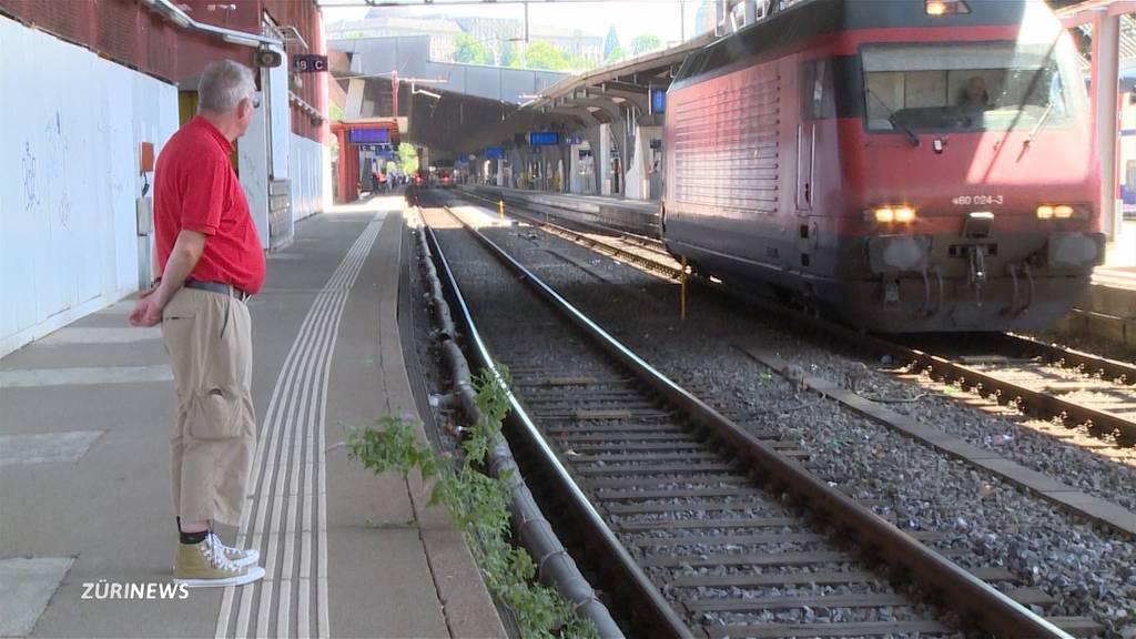 Sicherheit auf den Gleisen
