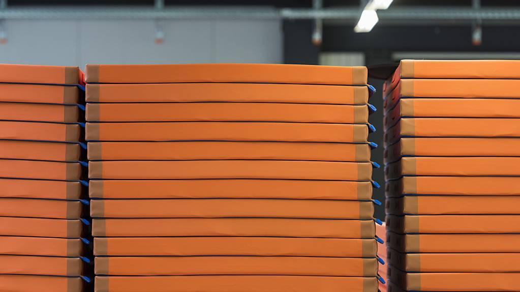 Matten kriegen einen neuen Platz im Bildungscampus Pfäffikon: Die Turnhalle soll saniert werden. (Symbolbild)