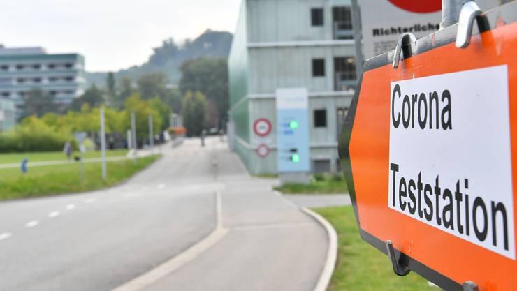 Über 28'000 Personen wurden im Kanton Solothurn schon auf Covid-19 getestet, 3,3 Prozent davon positiv.