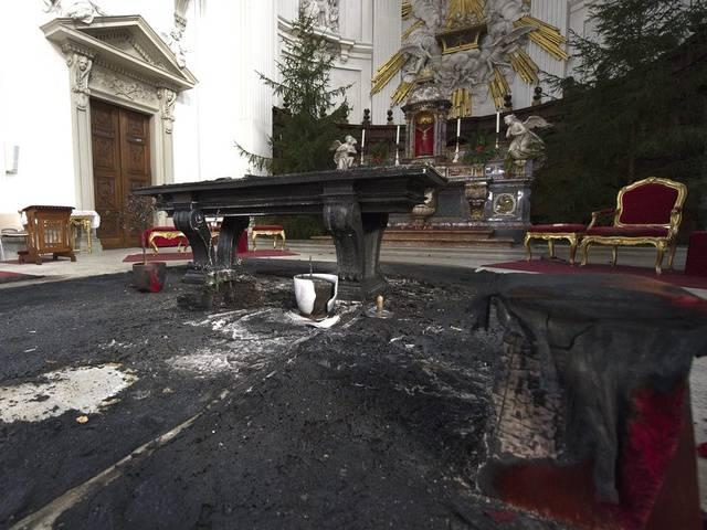 Die Bischofsweihe kann nicht in Solothurn stattfinden