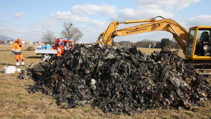 «Von Vorteil wäre es, wenn das Guthaben der Abfallbeseitigung für die Stadtmistsanierung verwendet werden kann», meint Finanzverwalter Reto Notter zum gut gefüllten Abfallbeseitigungs-Kässeli. (Symbolbild)