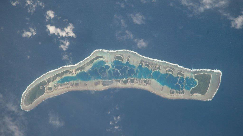 Ein Russe wollte auf drei unbewohnten Inseln im Pazifik das Zarenreich wieder einsetzen. Doch der Inselstaat Kiribati, zu dem die Inseln gehören, lehnte den Vorschlag ab. (Archiv)