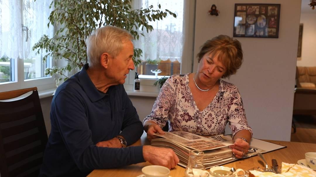 1986 wurde Myrtha Weber aus Untersiggenthal «Hausfrau des Jahres» – über 30 Jahre später erinnert sie sich gemeinsam mit ihrem Mann Toni an die Wahl