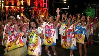 Mardi-Gras-Parade in Sydney
