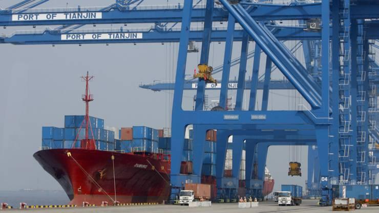 Den Bund kommt das Hochseeflotten-Debakel mit mindestens 215 Millionen Franken teuer zu stehen. (Symbolbild)