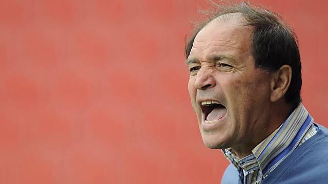 Erneut Traineramt im Tessin beim FC Lugano: Raimondo Ponte