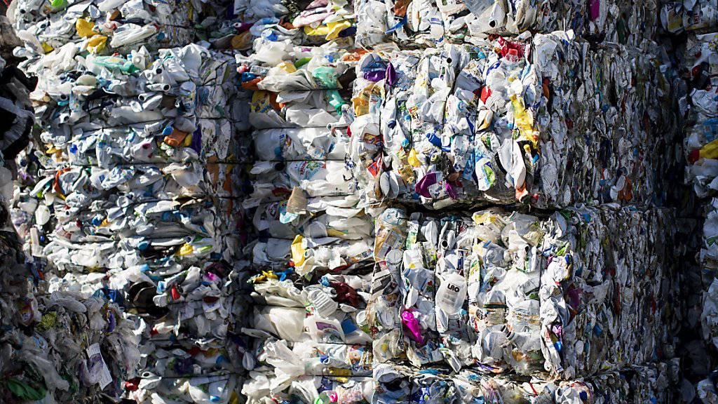Plastikverschmutzung soll reduziert werden