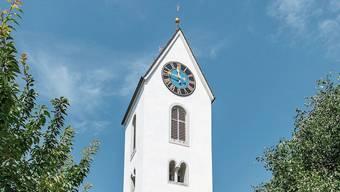Der Lengnauer Kirchturm als Sendeturm: Ende Jahr wird die Bewilligung rechtskräftig.