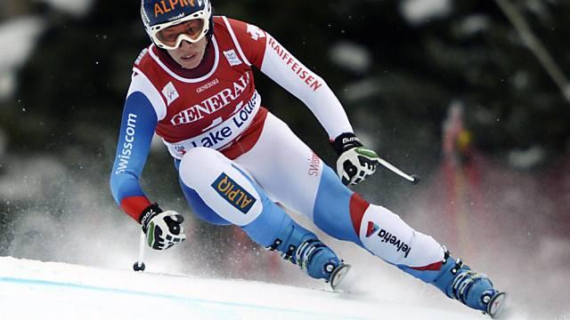 Dominique Gisin schnellste Schweizerin im Abschlussttraining