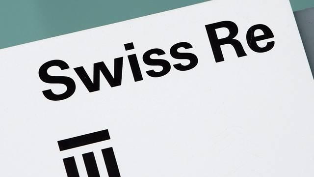 Gute Quartalszahlen des Schweizer Rückversicherers Swiss Re
