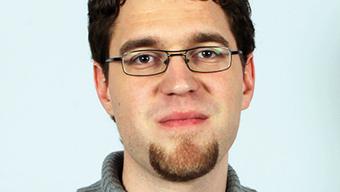 David Herzog von der Piratenpartei