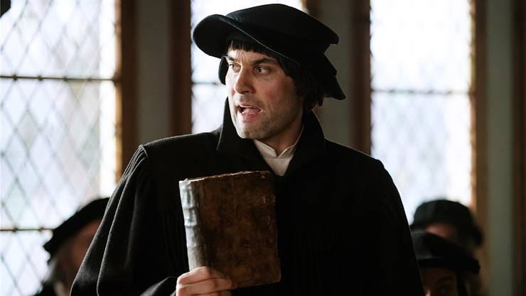 Der Film «Zwingli» läuft morgen Donnerstag an in den Kinos.