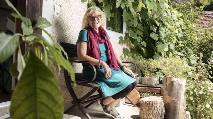 Pia Tschupp (70) wohnt im Densbürer Müli-Quartier.