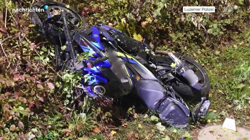 Tödlicher Unfall in Emmen
