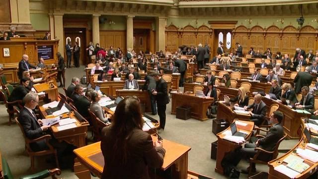 Trotz Regelung keine Ruhe im Nationalratssaal