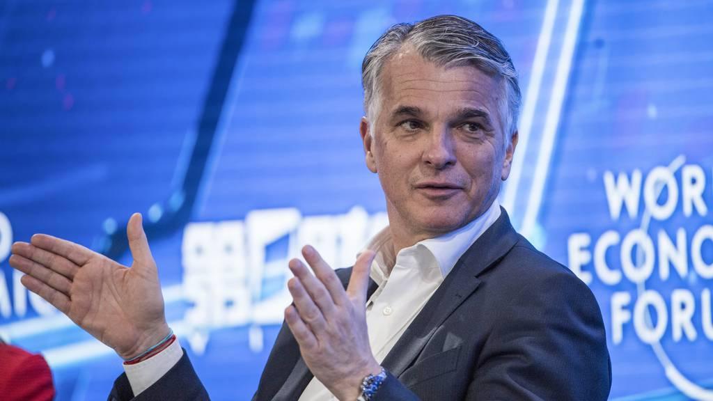 UBS-Chef Sergio Ermotti verkündet seinem Management den Rücktritt