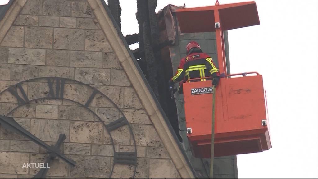 Nach Brand in Herzogenbuchsee: Kirchengemeinde bestürzt