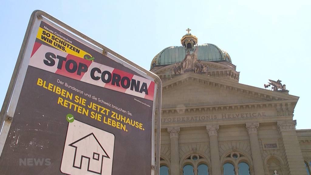 Corona-Session: Parlament will wieder mitregieren