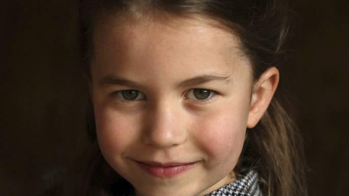 Prinzessin Charlotte feiert ihren fünften Geburtstag