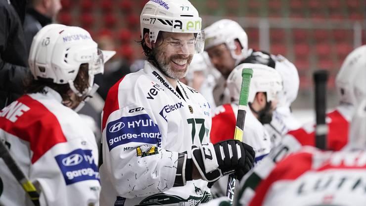 Oltens Philipp Rytz hat nach dem 7:3-Sieg gut lachen.