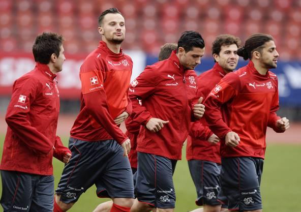 Seferovic bekam trotz Eskapaden ein Nati-Aufgebot