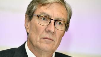 Nächsten Sommer ist für Martin Waser Schluss als Präsident des Spitalrats.