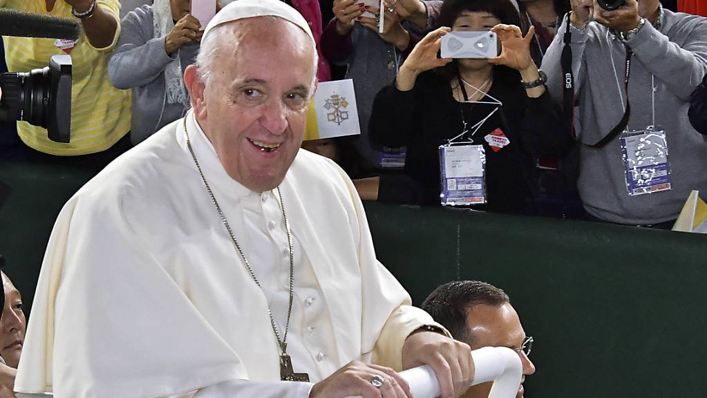 Papst Franziskus feiert heute Dienstag seinen 83. Geburtstag. (Archivbild)