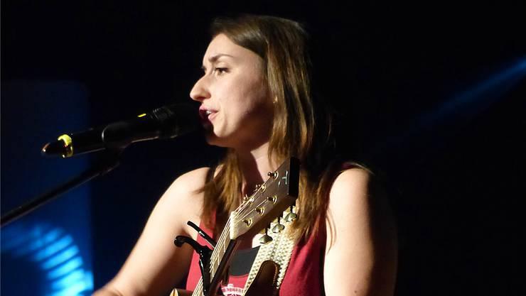 Die Siegerin von «Das Mikrofon»: Katja Keller.