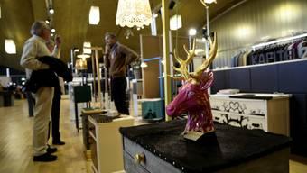 Die Ausstellung in&out in Langenthal
