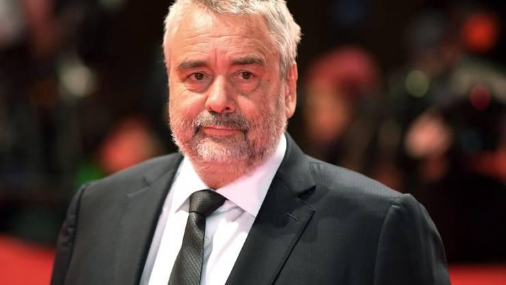 Noch mehr Frauen klagen an: Der französische Regisseur Luc Besson sieht sich mit Belästigungs- und Vergewaltigungsvorwürfen konfrontiert. (Archivbild)