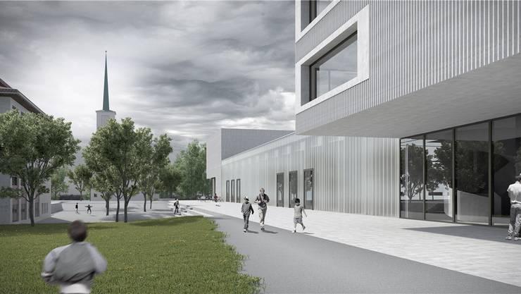 Obwohl noch keine Schaufel geführt wurde, beeinflusst das 36,5-Millionen-Bauprojekt Derendingen Mitte schon jetzt den Finanzhaushalt der Gemeinde stark.