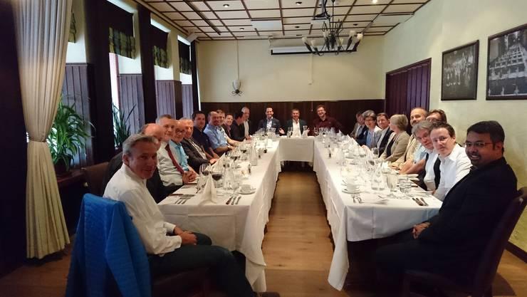 Schweizer Delegation