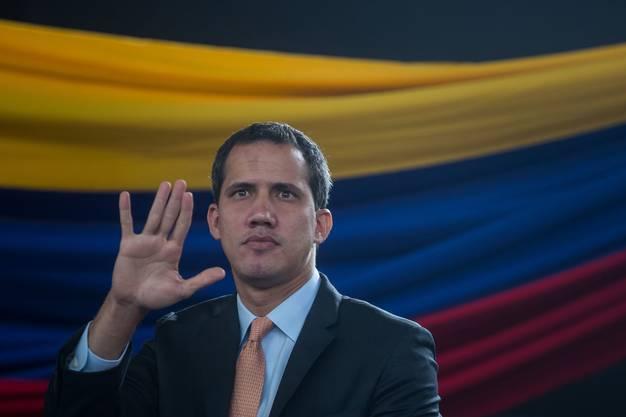 Hoffnungsträger vor dem Aus: Oppositionsführer Juan Guaidó.