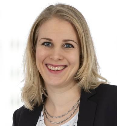 «Auch eine junge Mutter soll höchste Baselbieterin werden können.» Regula Steinemann GLP
