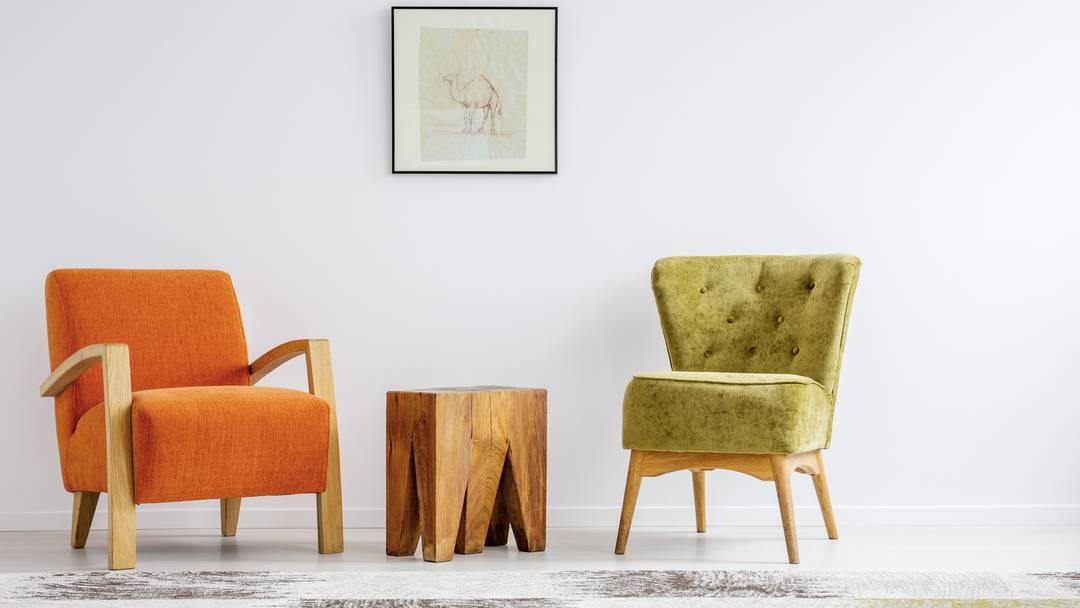 Vintage Möbel – machen Sie mehr aus Ihrem Zuhause - Wohnen, Leben ...