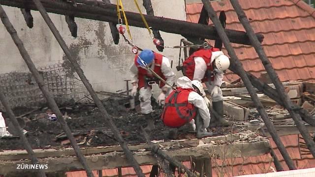 Rätsel um Haus-Explosion in Gansingen gelöst