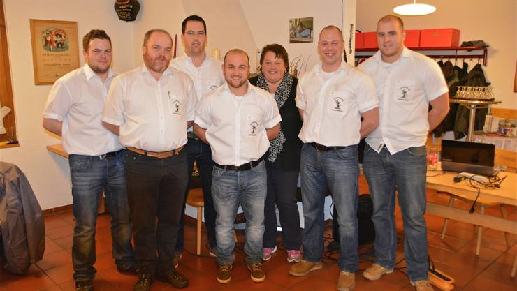 Vorstand Schwingklub Baden-Brugg