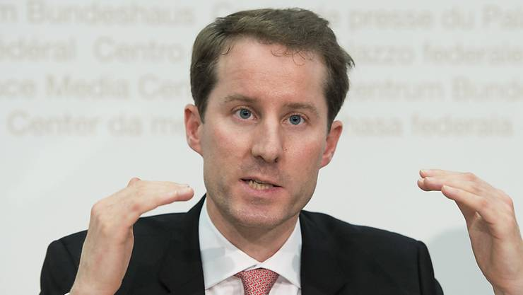 SVP-Nationalrat Thomas Aeschi hat die Landfrauen gegen sich aufgebracht (Archiv).