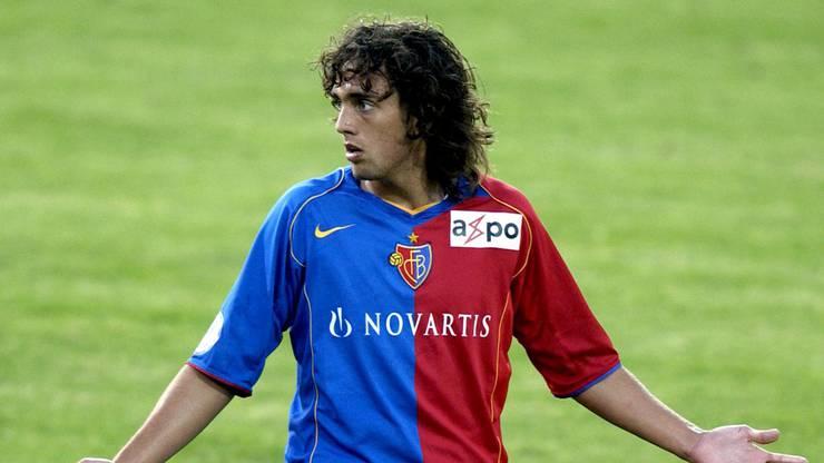 Zwischen 2003 und 2006 spielte der Argentinier bereits für den FCB.